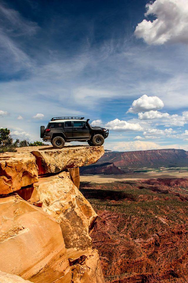 MOAB Utah shoot - TOYOTA TRD
